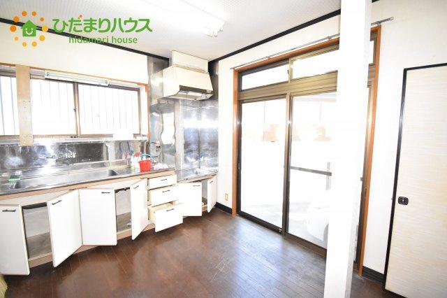 【キッチン】伊奈町大針 中古一戸建て