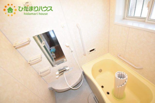 【浴室】伊奈町大針 中古一戸建て