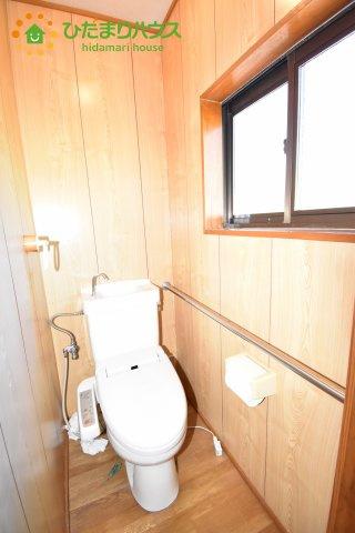 【トイレ】伊奈町大針 中古一戸建て