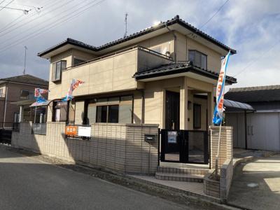 【外観】太田市大原町中古住宅