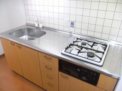 【キッチン】アビィロードハウス