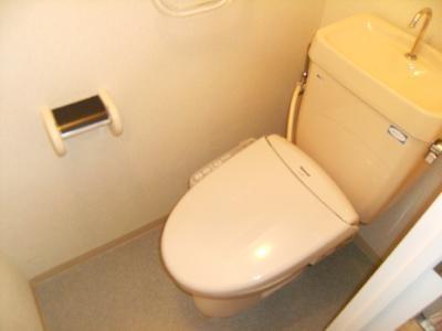 【トイレ】アビィロードハウス