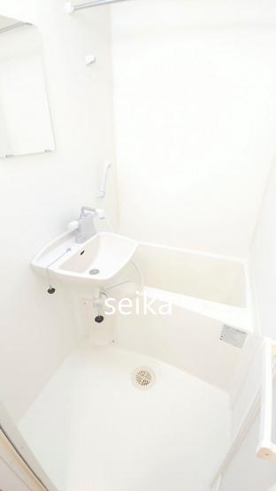 【浴室】小岩