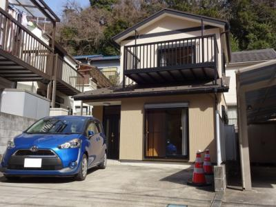 渡辺ハウス 1LDK 横須賀市船越町4丁目