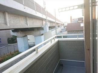 【バルコニー】江戸川区東葛西4丁目新築戸建て
