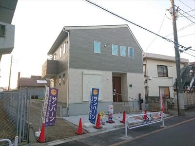 【外観】江戸川区東葛西4丁目新築