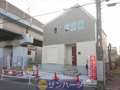 【外観】江戸川区東葛西4丁目戸建て