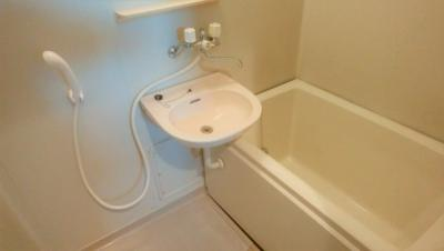 【浴室】ティーコーポ