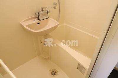 【浴室】レオパレスダックス(38493-104)