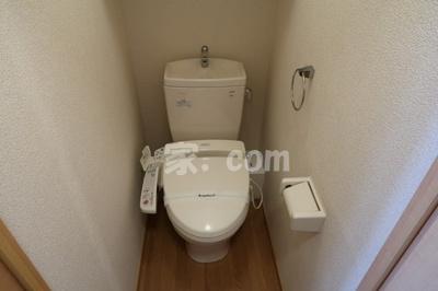 【トイレ】レオパレスダックス(38493-104)