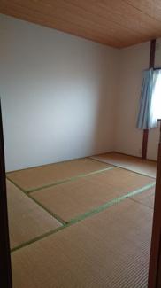 【和室】沖田テラスハウス