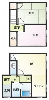 沖田テラスハウス