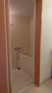 【浴室】沖田テラスハウス