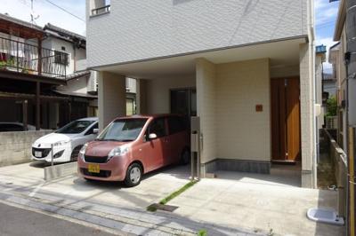 【駐車場】大谷貸家