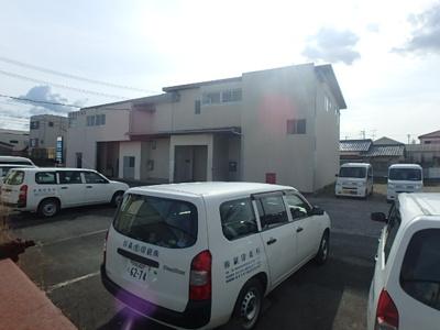 【駐車場】於呂貸工場