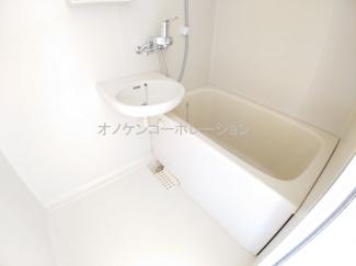 【浴室】スタチューハイツ