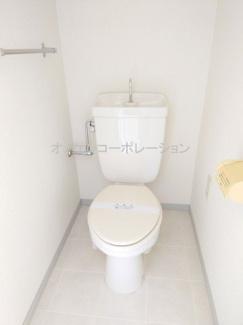 【トイレ】スタチューハイツ