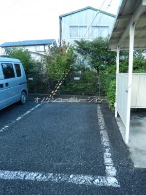 【駐車場】ビエントB