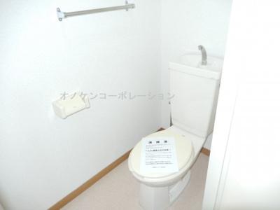 【トイレ】ハーモニービレッジ
