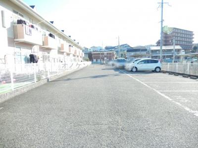 【駐車場】ハーモニービレッジ