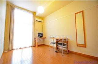【寝室】レオパレスキャピタル平松(34428-102)