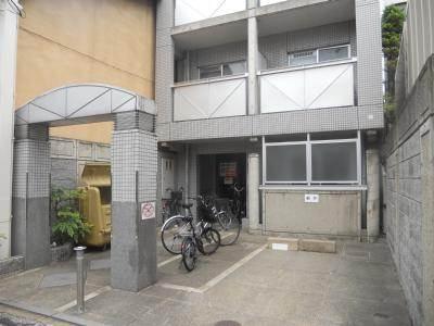 【エントランス】第17長栄シャルマン四条大宮壱番館