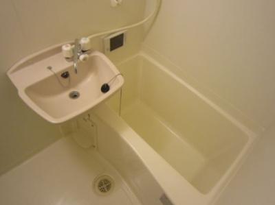【浴室】アルテ神大寺