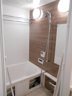 冷暖房浴室乾燥機付き