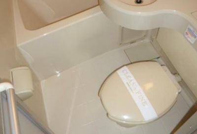 【トイレ】千鳥町ロッソコルサ