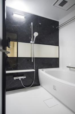 【浴室】ロムルスコート幡ヶ谷