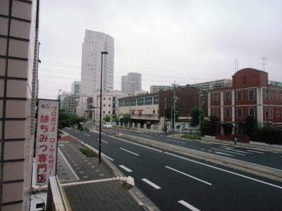 【バルコニー】桜の木YOSHINO