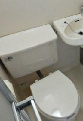 【トイレ】ハウスコートジュマ