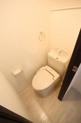 【トイレ】パームコート博多駅前