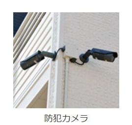 【外観】レオパレスフローライト(34504-203)