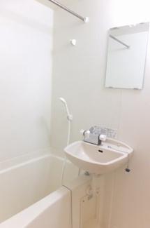 【浴室】レオパレスピュアハイツ江木