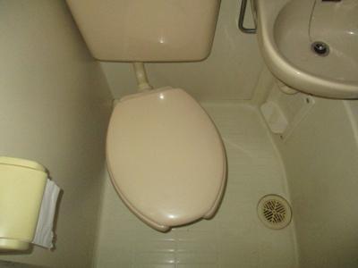 【トイレ】マンション泉