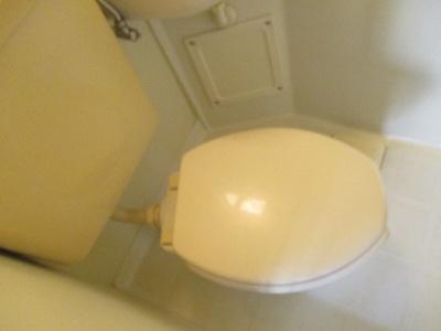 【トイレ】シャルム富士