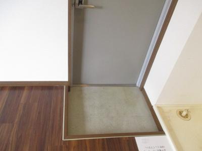 【玄関】シャルム富士
