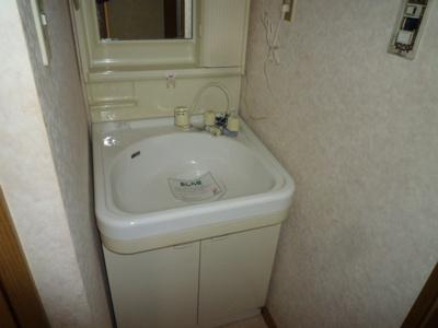 【独立洗面台】ジョイフルポート岡C