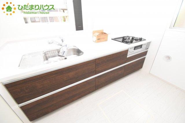 【独立洗面台】川島町中山 新築一戸建て 01