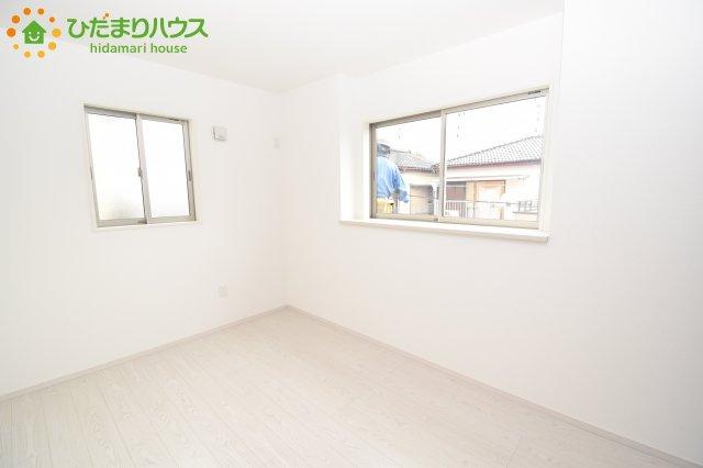 【収納】川島町中山 新築一戸建て 01