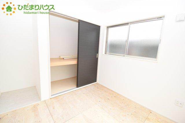 【庭】川島町中山 新築一戸建て 01