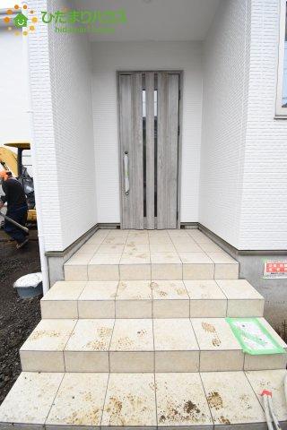 【居間・リビング】川島町中山 新築一戸建て 01