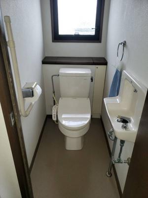 【トイレ】古賀市久保
