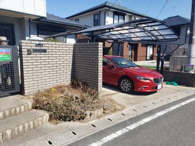 【駐車場】古賀市久保