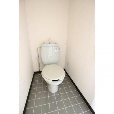 メイプルハイツ壱番館のトイレ