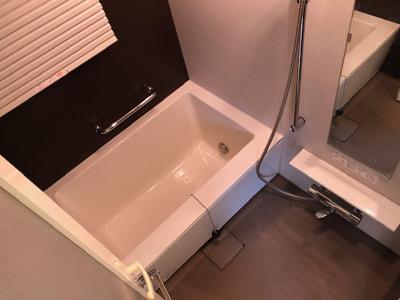 【浴室】ヴェルディーク浅草