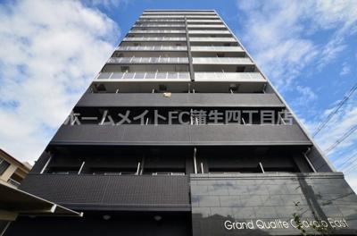 【外観】グランカリテ大阪城EAST