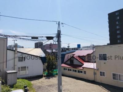 【展望】【仲介手数料無料】笹村マンション