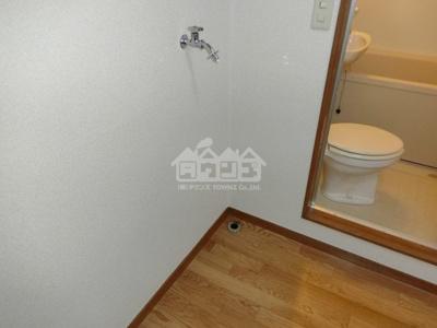 室内洗濯機置場・ブルックハイム